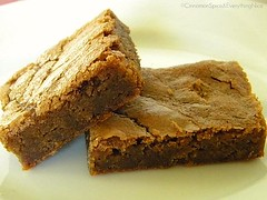 Butterscotch Blondies | by CinnamonKitchn