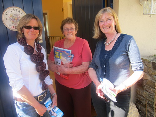 Sister Canvassers | by Totnes Conservatives