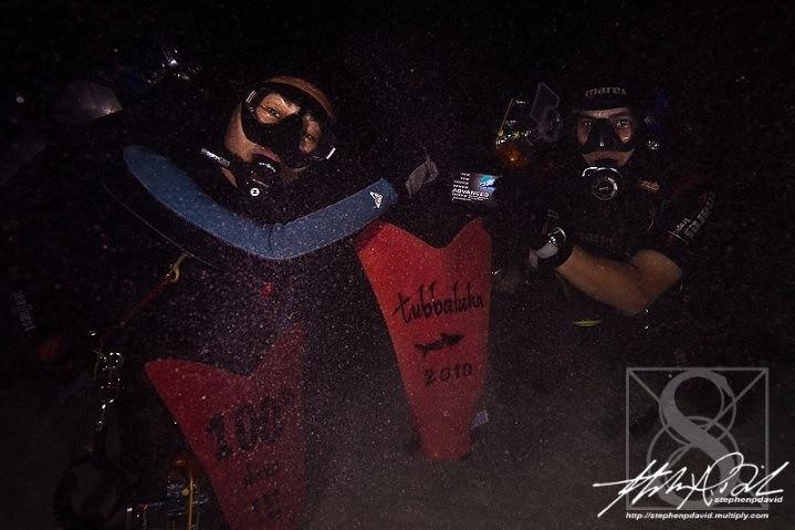 Dive Tubbataha 100 Dive
