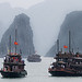 Cruising in Halong Bay - North Vietnam