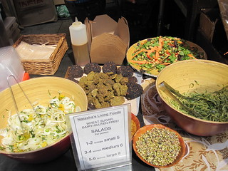 Natasha's Living Foods - Temple Bar Food Market | by veganbackpacker
