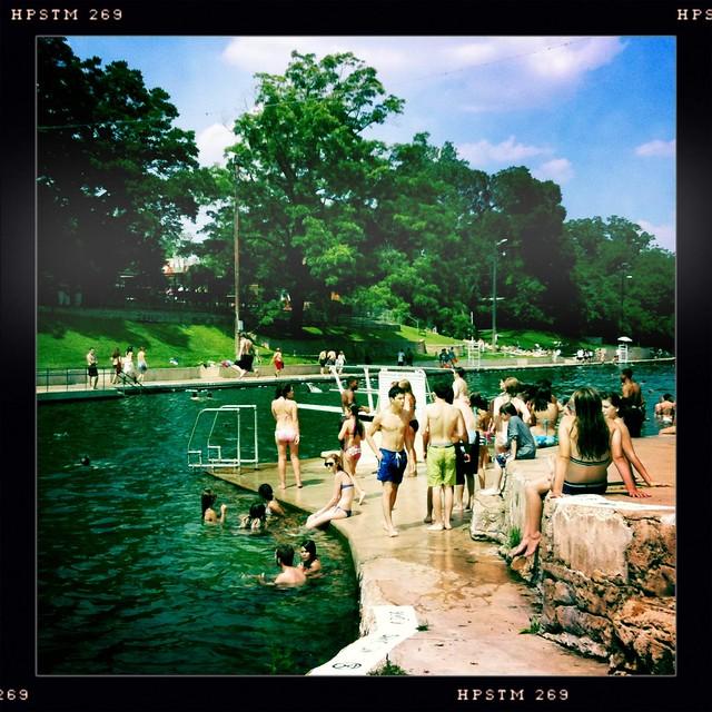 Barton springs pool flickr photo sharing for Barton creek nursery