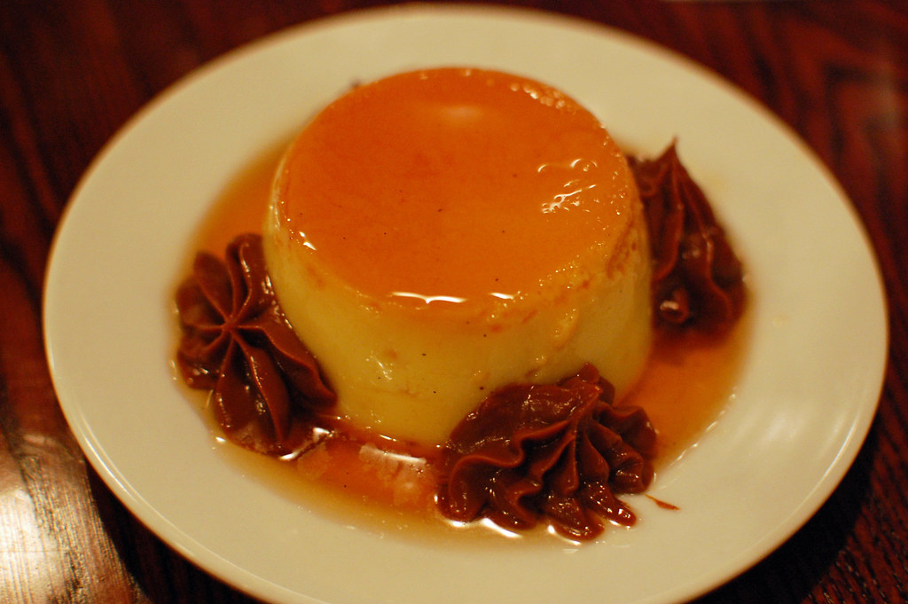 Where Is Flan Cake From