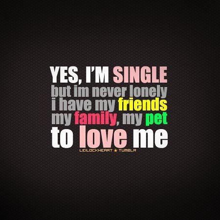 im a single lady
