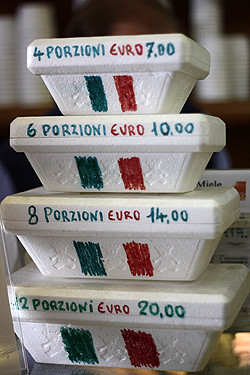 euro portions | by David Lebovitz