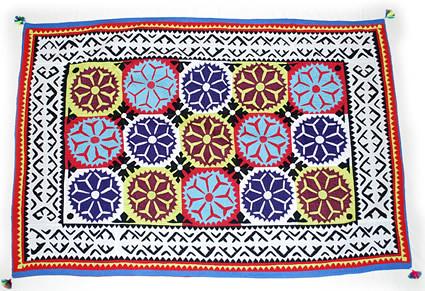 appliqué ralli quilt | Applique ralli quilt made by a folk q… | Flickr : ralli quilts - Adamdwight.com