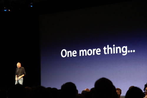 Apple WWDC 2010 Keynote | by Bens Blog @ www.benm.at