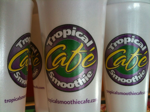 Tropical Smoothie Cafe Mocha Madness Recipe