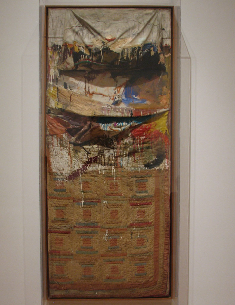 Crafting Modernism: An Exhibition at the Museum of Arts ... |Robert Rauschenberg Bed