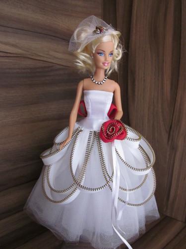 Barbie Noiva ~ Barbie Noiva Minha criaç u00e3o para o concurso Barbie Noiva, t u2026 Flickr