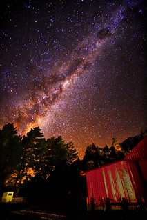 Milky Way over Flock Hill | by Pepeketua