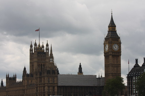Westminster Palace & Big Ben | by plaintruthiness