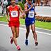 Marcha en Coruña - Sprint final