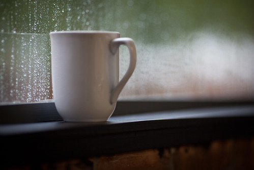 A Hot Cup on a Wet Day | by Rudy Malmquist