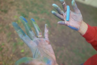 Painted Hands | by California State University Channel Islands
