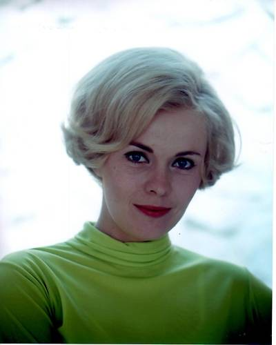 Jean Seberg Clinton Webb Flickr