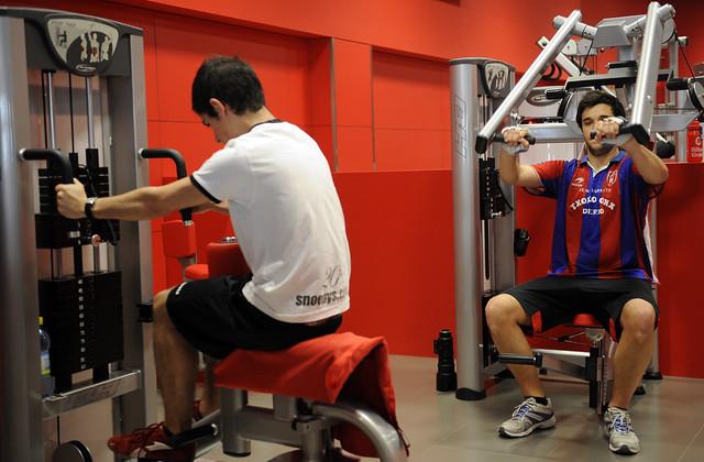Nuevos gimnasios de fitness de bilbao kirolak bilbao for Gimnasio bilbao