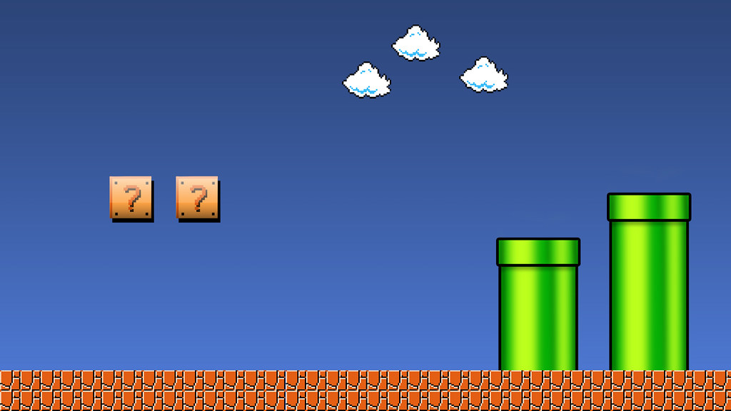 Image Result For Super Mario Bros