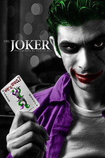 The Joker | by Talal Al-Mtn