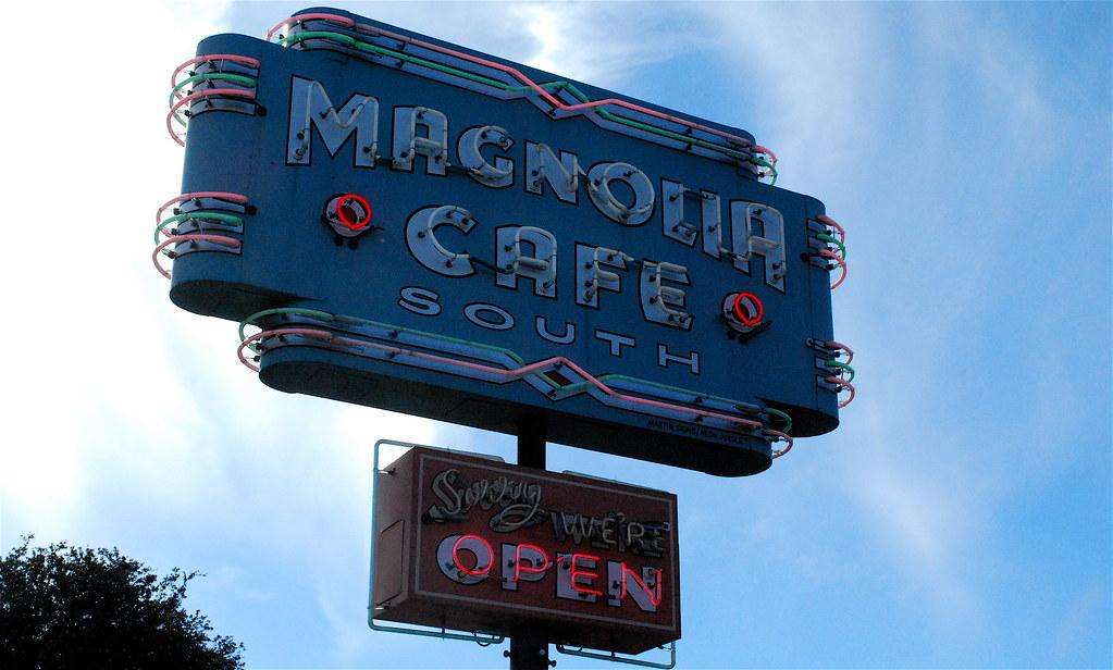 Magnolia Cafe And Bakery Menu