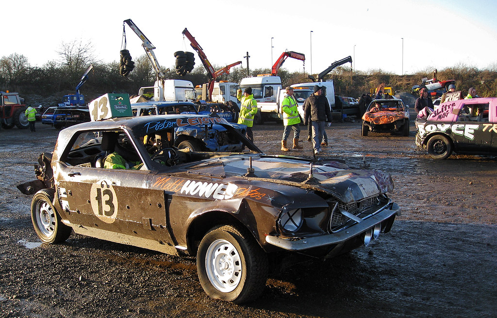 Mustang Ford Racing >> mustang banger racing | coxy2001 | Flickr