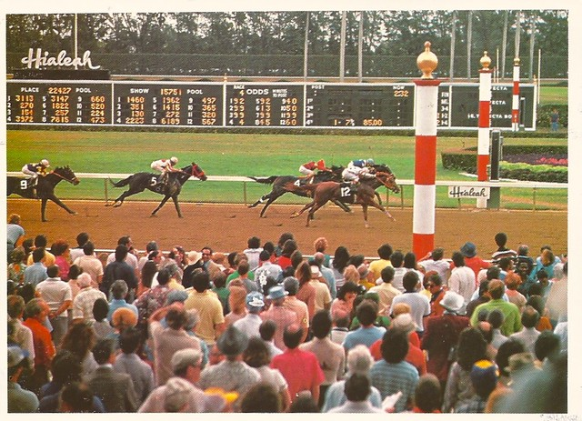 Hialeah Race Track Florida