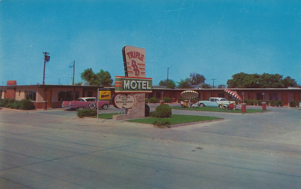Triple DDD Motel - Ardmore, Oklahoma