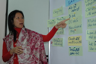 TOT on climate change training course | by ccwg