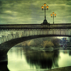 Witch Hour Over Kew Bridge | by Fuji and I