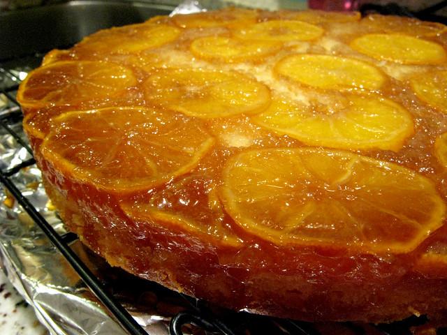 Lemon Upside Down Cake Anna Olson