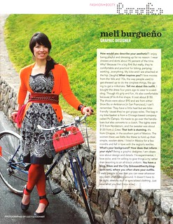 meli in bust magazine | by ericm