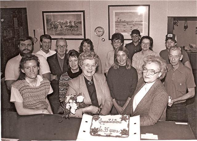 Evening Sentinel employees | Sentinel photograph - OLDIES BU… | Flickr