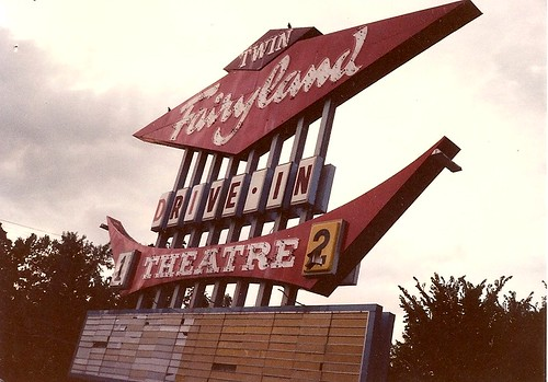 Fairyland Twin Theaters | by Retail Memories