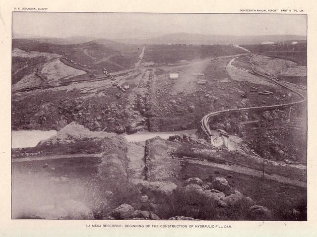 Lake Murray Dam Lake Murray Dam 1895 by