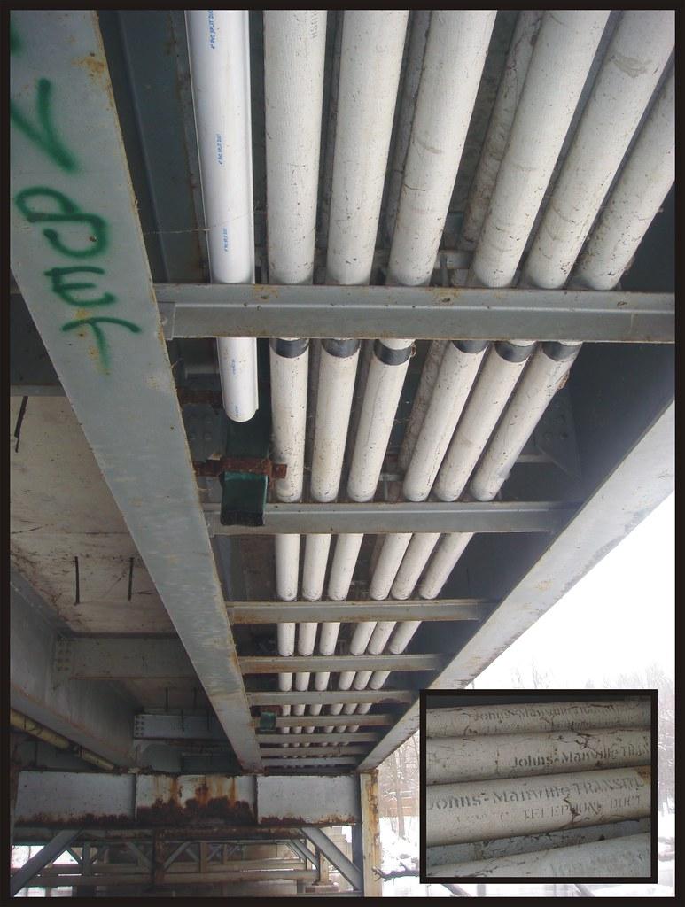 J M Transite Asbestos Cement Conduit Pipe Lengths Of