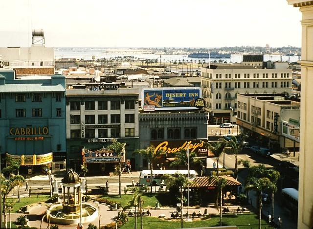 Horton Plaza Hotel San Diego