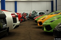 A hall full of Italian sportcars... #1