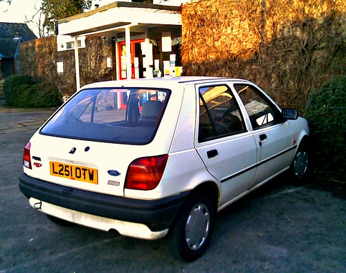 1994 Ford Fiesta Fresco 1 1i These Are Starting To