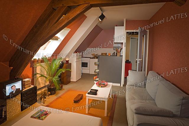 appartement sous les toits saint amand montrond 18200 flickr. Black Bedroom Furniture Sets. Home Design Ideas