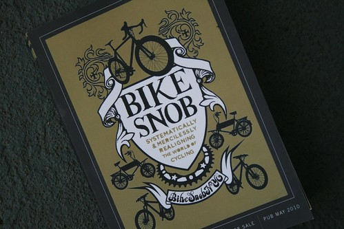 Bike Snob NYC writes a book | by Richard Masoner / Cyclelicious