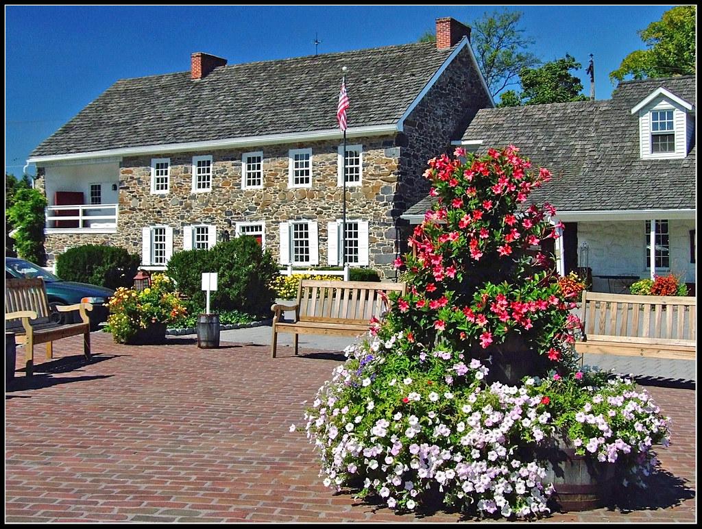Dobbin House Gettysburg Pennsylvania The Dobbin House