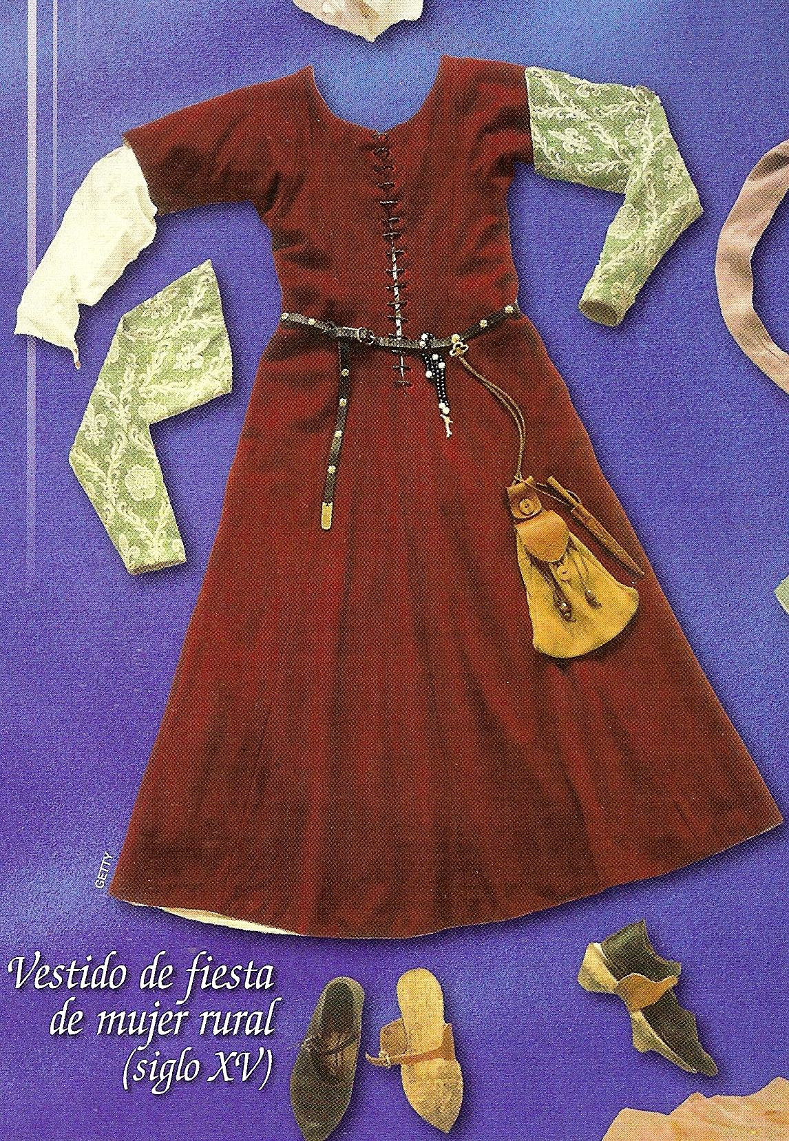 A roupa na Idade Média