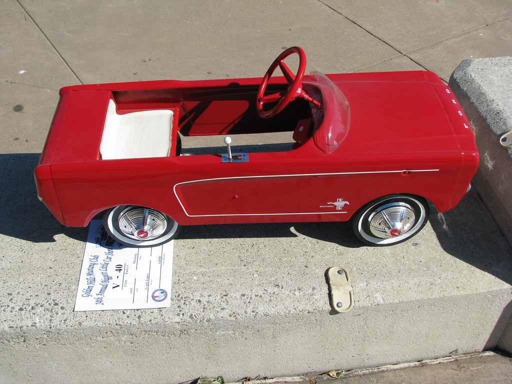 New Pedal Car For Sale