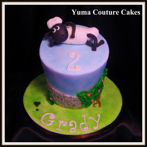 Yuma Arizona Birthday Cake - Grady