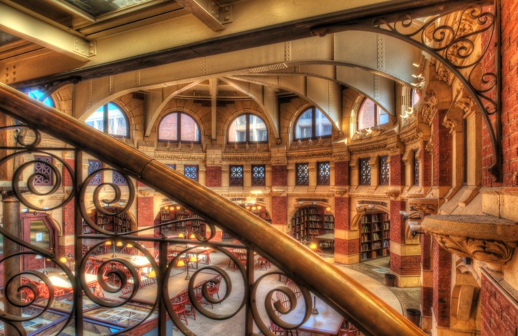 Penn Fine Arts Library Fisher Fine Arts Library