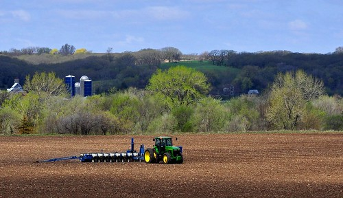 First Day of Corn Planting | by TumblingRun