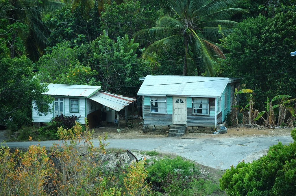 Chattel Homes In Barbados The Chattel House Was