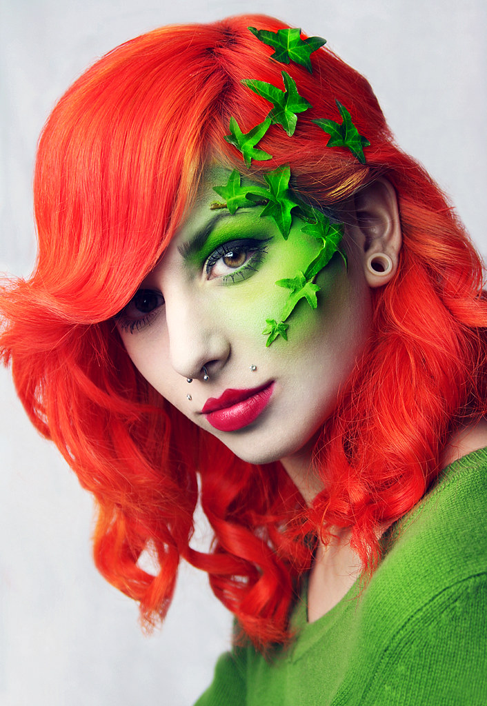 poison ivy hair style poison model jevee photo by makeup and pp 2354 | 4532409925 41f7b95e32 b