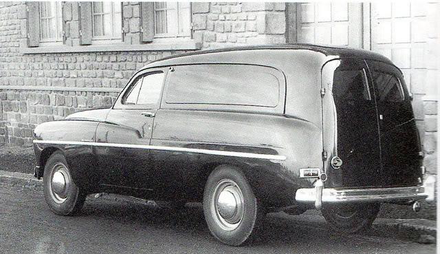 ford vedette van france 1953 nice looking 1953 vedette v flickr. Black Bedroom Furniture Sets. Home Design Ideas
