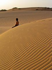 Dunes in Brazil by Guy Prives